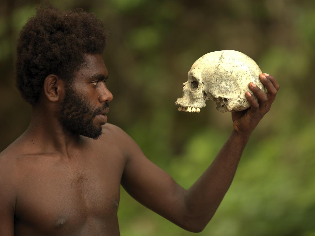 Опасность во время путешествий — каннибализм в Полинезии