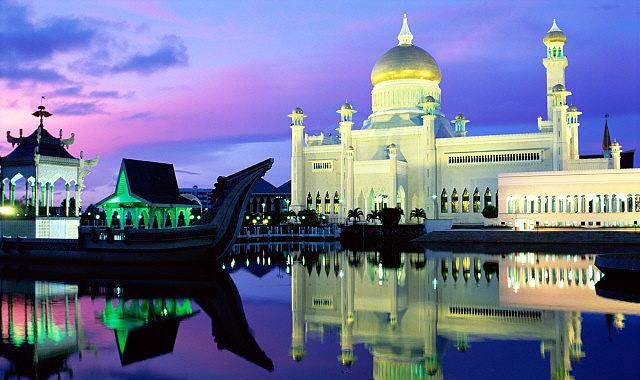 Бруней — территория чудес