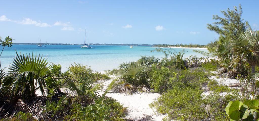 Эксума — райский центр Багамских островов