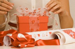 Подарки - всегда вовремя