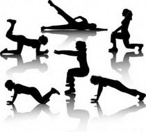 Физические упражнения для похудения женский журнал акробатика.