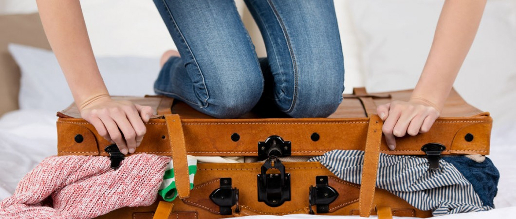 Собираемся в отпуск — выбираем чемодан