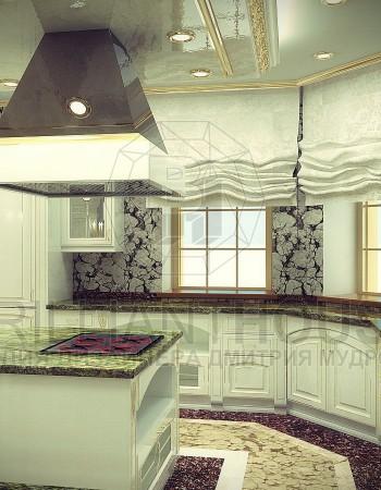 Оригинальные идеи по оформлению кухни