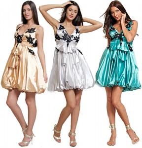 Разные цвета одежды