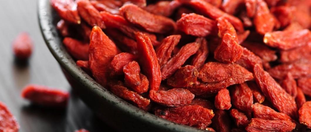 Как похудеть на ягодах годжи?