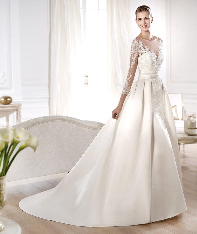 Свадебный наряд невесты – таинство происхождения
