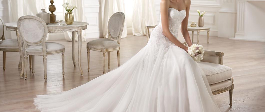 Главные тренды свадебных платьев из последних коллекций