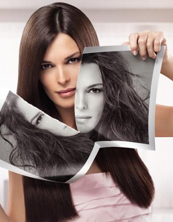 Биоламинирование и биовыпрямление волос