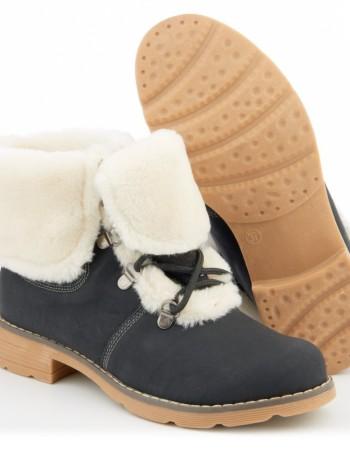 Что выбрать — зимние кроссовки на меху или просто утепленный вариант?