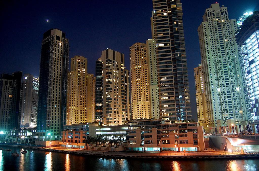 Шикарный и богатый Дубай