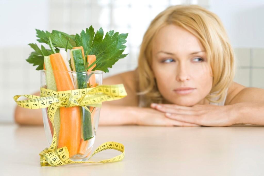 Чтобы такое съесть, чтобы похудеть?