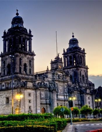 На что посмотреть в Мексике