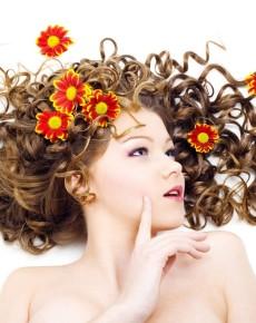 Ухаживаем за волосами: тысячелистник и календула