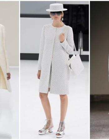 Белые пальто — вещь, которая создает романтику