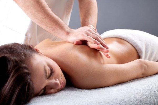 Лечебный массаж тела