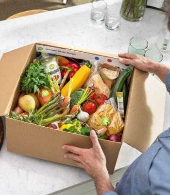 Заказываем доставку продуктов на дом
