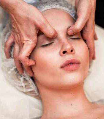 Как сделать себе массаж лица