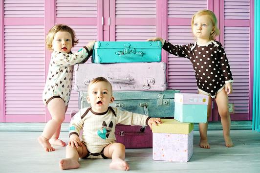 Преимущества покупки одежды для малышей через интернет-магазин